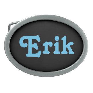 Gürtelschnalle Erik