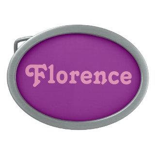 Gürtelschnalle Florenz