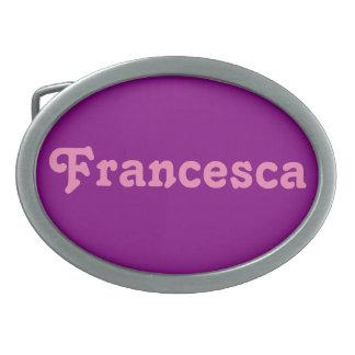 Gürtelschnalle Francesca