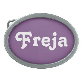 Gürtelschnalle Freja