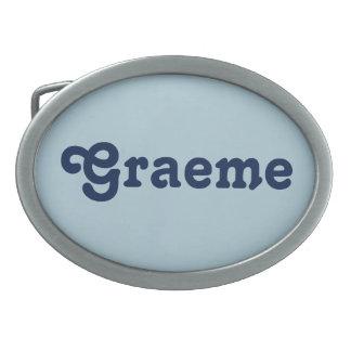 Gürtelschnalle Graeme