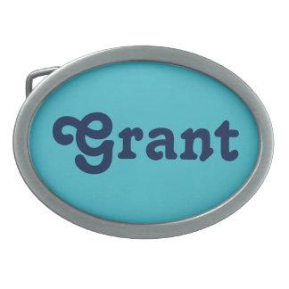 Gürtelschnalle Grant