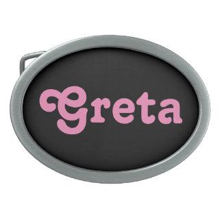 Gürtelschnalle Greta