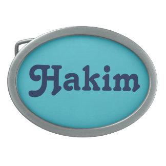 Gürtelschnalle Hakim