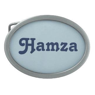 Gürtelschnalle Hamza