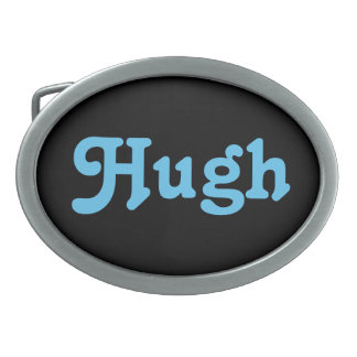 Gürtelschnalle Hugh