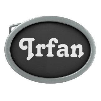 Gürtelschnalle Irfan
