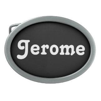 Gürtelschnalle Jerome