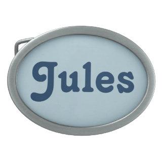 Gürtelschnalle Jules