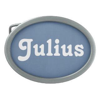 Gürtelschnalle Julius
