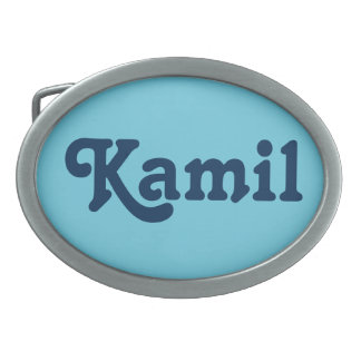 Gürtelschnalle Kamil