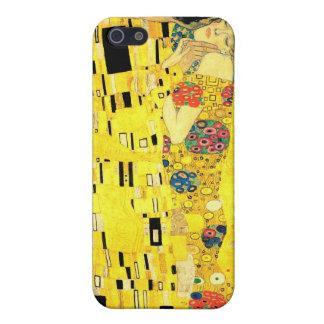 Gustav Klimt - das Kuss iPhone 4 iPhone 5 Schutzhüllen