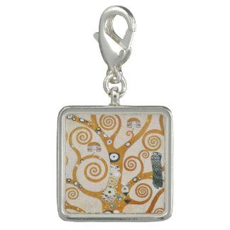 Gustav Klimt der Baum der Leben-Kunst Nouveau Charms