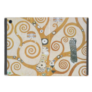 Gustav Klimt der Baum der Leben-Kunst Nouveau iPad Mini Schutzhülle