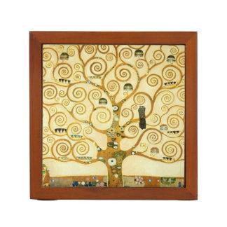Gustav Klimt der Baum der Leben-Vintagen Kunst