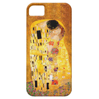 "Gustav Klimt ""der Kuss "" Barely There iPhone 5 Hülle"
