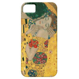 Gustav Klimt der Kuss iPhone 5 Etuis