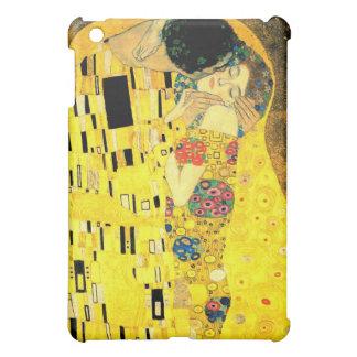 Gustav Klimt - der Kuss iPad Fall iPad Mini Hülle