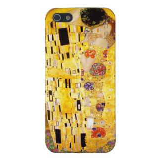 Gustav Klimt der Kuss iPhone 5 Fall Hülle Fürs iPhone 5