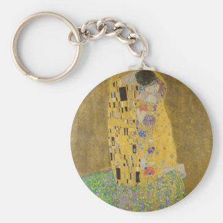 """Gustav Klimt """"der Kuss """" Schlüsselanhänger"""