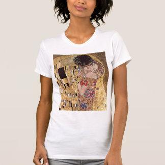 Gustav Klimt ~ der Kuss T-Shirt