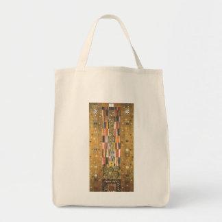 Gustav Klimt ~ Entwurf für Höhle Wandfries Tragetaschen