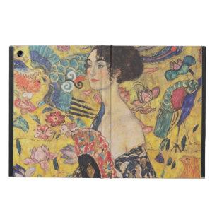 Gustav Klimt - Frau mit Fan