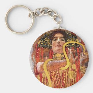 Gustav Klimt - Hygieia Medizin-Göttin der Schlüsselanhänger