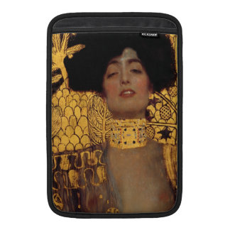 Gustav Klimt Judith und der Kopf von Holofernes MacBook Air Sleeve