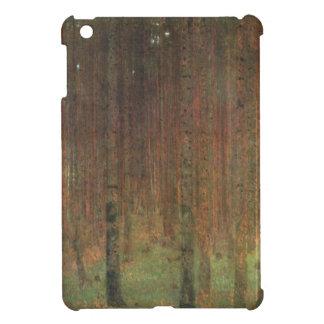Gustav Klimt - Kiefern-Wald iPad Mini Schale