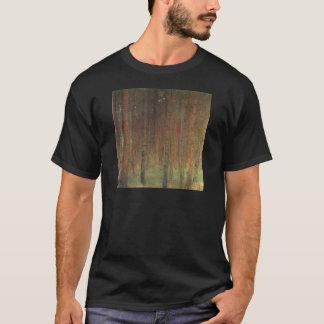 Gustav Klimt - Kiefern-Wald T-Shirt