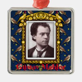 Gustav Mahler Silbernes Ornament