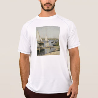 Gustave Caillebotte - Segelboote in Argenteuil T-Shirt