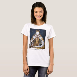 Gut benommene Frauen machen selten Geschichte - T-Shirt