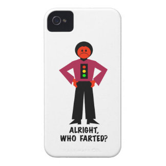 Gut Farted wer? iPhone 4 Case-Mate Hülle