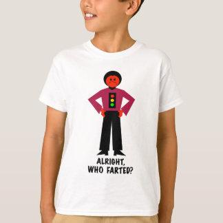 Gut Farted wer? T-Shirt