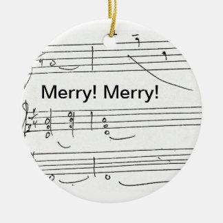Gut für Weihnachten Keramik Ornament