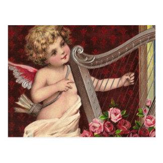 Gut Heilige Valentin! Postkarte