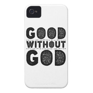 Gut ohne Gott iPhone 4 Hüllen