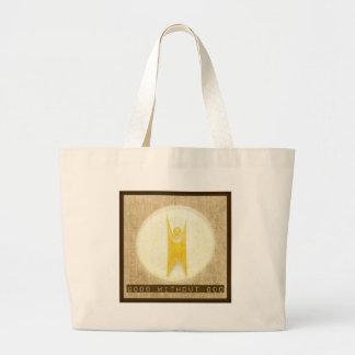 Gut ohne Gott Einkaufstasche