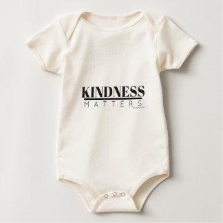 Güte-Angelegenheiten Baby Strampler