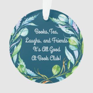 Gute Freunde an meiner Buchgemeinschaft-Gruppe Ornament