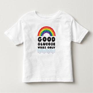 Gute Glukose (Regenbogen) Kleinkind T-shirt