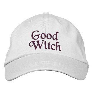 Gute Hexe Bestickte Caps