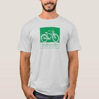 Gute Karma-Fahrräder T-Shirt