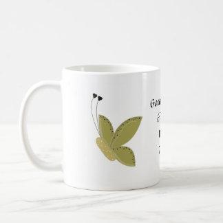 Gute Lehrer geben Ihnen Flügel… Kaffeetasse