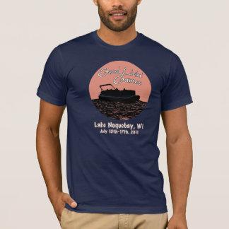 Gute Livin Spiele blau T-Shirt