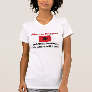 Gute Lkg Albaner-Prinzessin Hemd