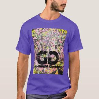 Gute Nacht Göttin - Comic-Shirt T-Shirt