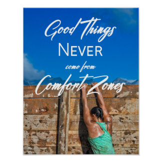 Gute Sachen kommen nie von den Kuschelecken Poster